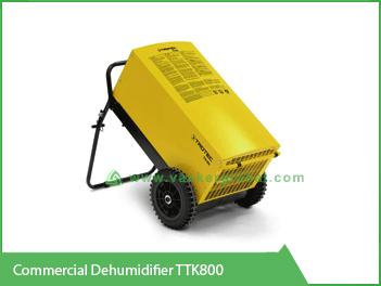 Commercial Dehumidifier TTK800 Vacker Maldives