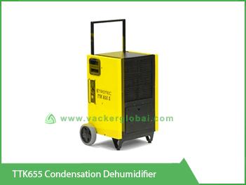 TTK655 Condensation Dehumidifier Vacker Maldives