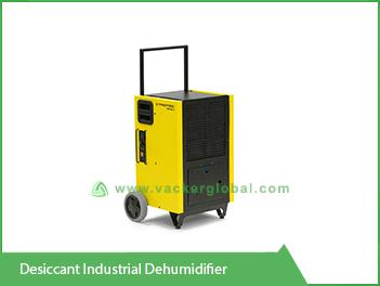 Desiccant Industrial Dehumidifier - Vacker Maldives