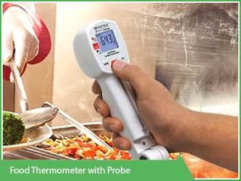 Food Thermometer with Probe Vacker Maldives