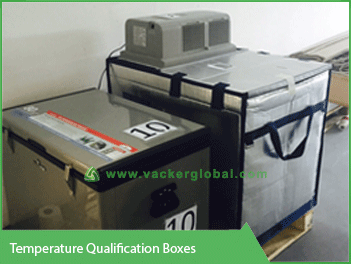 Temperature Qualification Boxes - Vacker Maldives