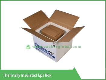 Thermally Insulated EPS Box - Vacker Maldives