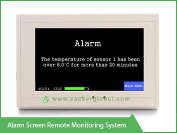 alarm screen remote monitoring system - Vacker Maldives