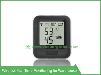 Wireless real time monitoring systems - Vacker Maldives