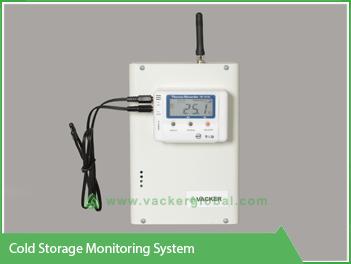 Cold Storage Monitoring System VackerGlobal
