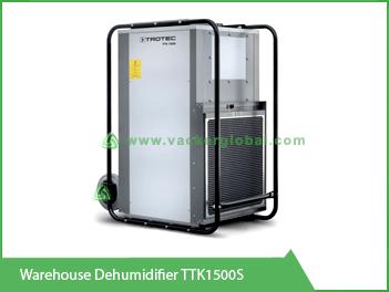 Warehouse Dehumidifier TTK1500S Vacker Maldives