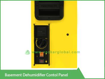 Basement Dehumidifier Control Panel Vacker Maldives