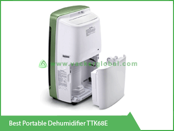Best Portable Dehumidifier TTK68E Vacker Maldives