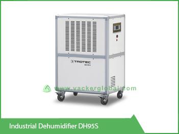 Industrial Dehumidifier DH95S Vacker Maldives