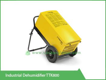 Industrial Dehumidifier TTK800 Vacker Maldives