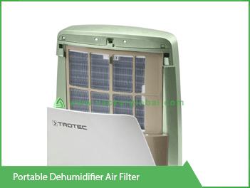 Portable Dehumidifier Air Filter Vacker Maldives