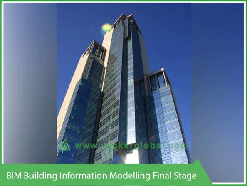 BIM Building Information Modelling Final Stage Vacker Maldives