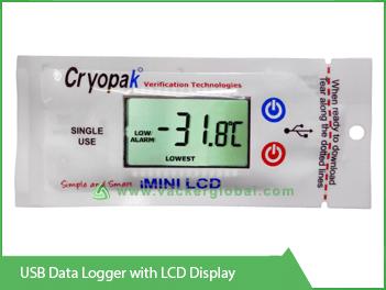 USB Data Logger with LCD Display Vacker Maldives