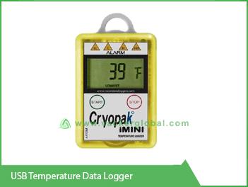 USB Temperature Data Logger Vacker Maldives