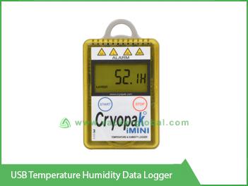 USB Temperature Humidity Data Logger Vacker Maldives