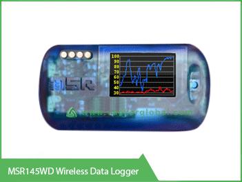 MSR145WD Wireless Data Logger Vacker Maldives