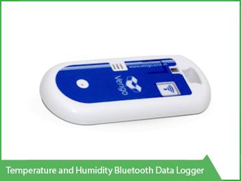 Temperature and Humidity Bluetooth Data Logger Vacker Maldives