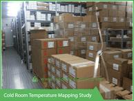 Cold Room Temperature mapping Study - Vacker Maldives
