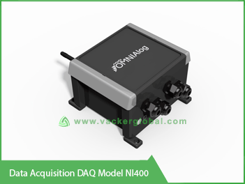 VackerGlobal data acquisition daq model NI400