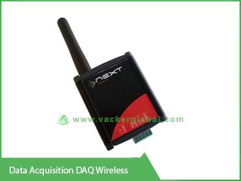 VackerMaldives wireless data acquisition daq