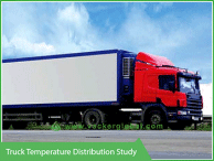 Truck temperature distribution - Vacker Maldives